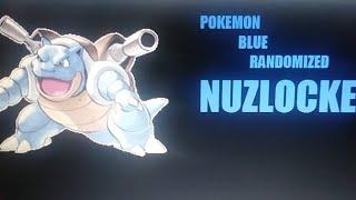 Pokemon Blue Randomized Nuzlocke
