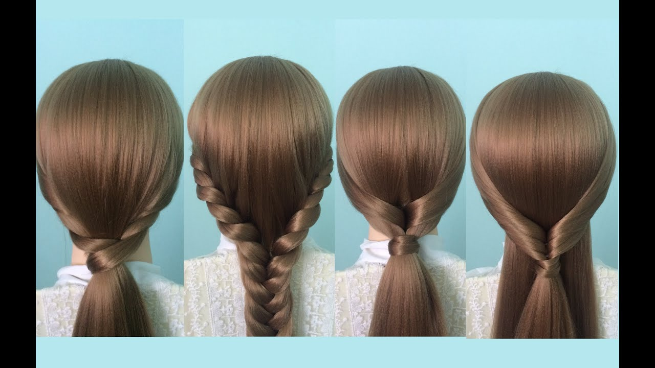 AnaTran – 4 kiểu tết tóc đi làm đơn giản trong 5 phút