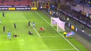 Inter - Napoli 2-2 - Highlights - Giornata 07 - Serie A TIM 2014/15