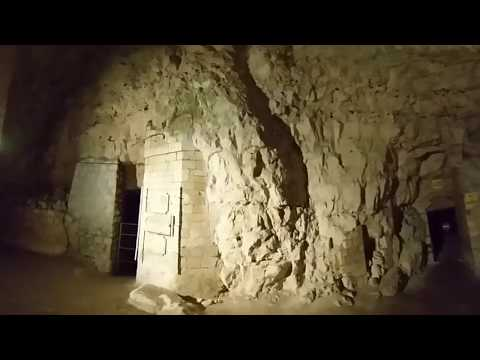 Diggers' century-old graffiti found in Naours underground city