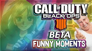 ANIME IS TAKING OVER CALL OF DUTY! - BO4 Beta Funny Moments #SoaRRC