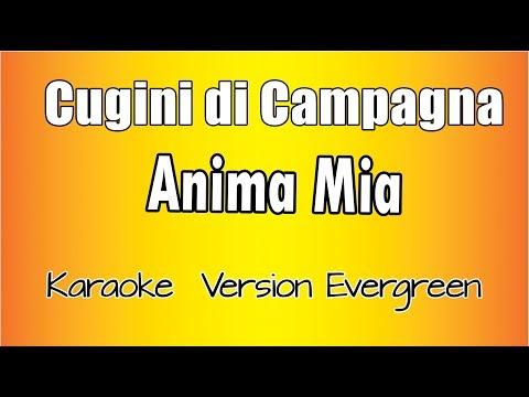 Cugini Di Campagna  -  Anima Mia (versione Karaoke Academy Italia)