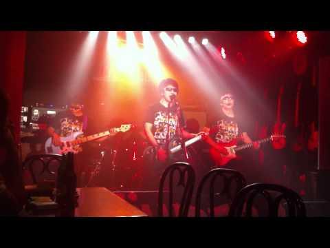 COWPER13 in Shinjuku Crawdaddy club