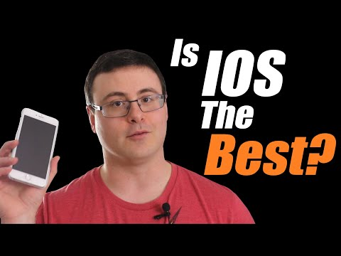 Is IOS The Best Mobile OS For Your Smart Home?