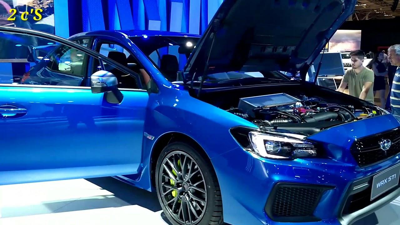 New 2020 Subaru WRX STI ][