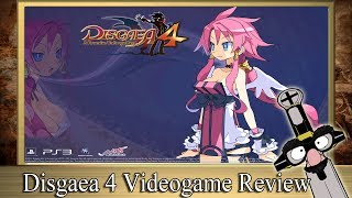 The RPG Fanatic Review Show - ★ Disgaea 4 Videogame Review ★
