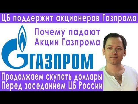 ЦБ РФ и Набиуллина помогут акционерам Газпрома прогноз курса доллара евро рубля ММВБ на август 2019