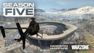 Warzone Season 5 Is Out Lets Get Some Dubsss/Call Of Duty Modern Warfare Warzone Live Stream