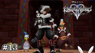 [LIVE] KINGDOM HEARTS - HD 1.5+2.5 Remix - ♡)扉と世界の心 ✩˚。 part.13