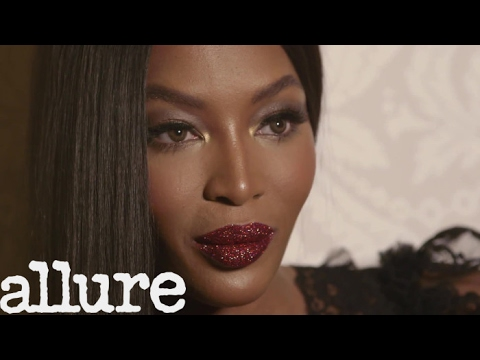 1 Minute of Sheer Naomi Campbell Perfection | Allure