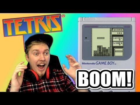 TETRIS 1987 | LVL1 EP45 | Let's Play & Gameplay