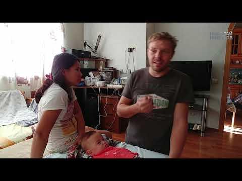 ДЦП Спастическая диплегия Анна стала ходить правильно! 1,5 года Анне.