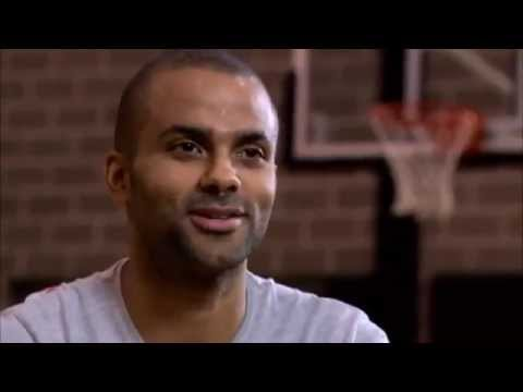 Tony Parker A Promise to Tim Duncan - YouTube