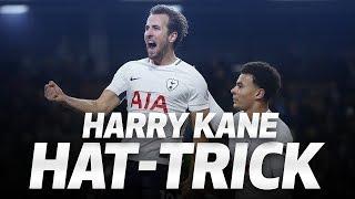 HARRY KANE'S BURNLEY HAT-TRICK!
