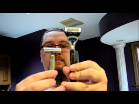 Compare : Multi Blade Razor Vs. Safety Razor