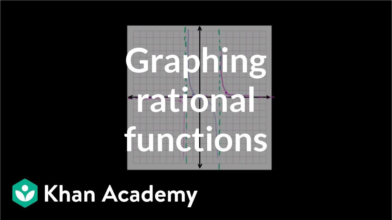 4 6 Rational Functions and Their Graphs | math15fun com