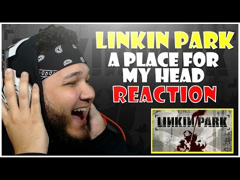 🎤 Hip-Hop Fan Reacts To Linkin Park - A Place For My Head 🎸