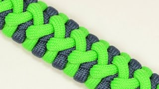"Make the ""Side Step"" Paracord Survival Bracelet - BoredParacord.com"