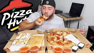 Ultimate Pizza Hut Mukbang