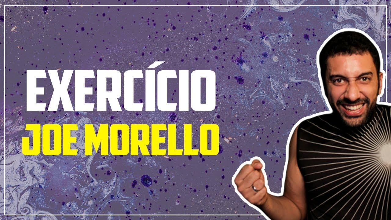#10 - Joe Morello  - 15 Dicas - Técnica de Mão (2020)