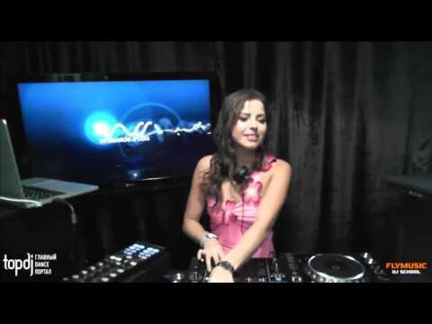 Live.TopDJ.ua: HARDCORE Miss K8 и Agami Mosh