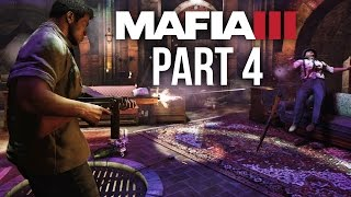 Mafia 3 Gameplay Walkthrough Part 4 - FIRST RACKET (PS4/Xbox One) #Mafia3