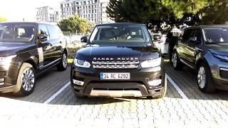 Range Rover Sport Test Sürüşü/Test Drive Tanıtım/Introduction