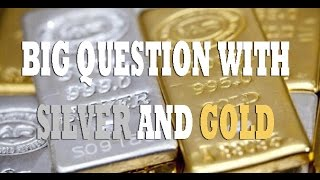 BIG QUESTION WITH SILVER AND GOLD - WHOS RIGHT - HARRY DENT -  BO POLNY - CLIFF HIGH