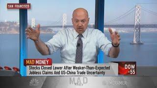 Jim Cramer Robinhood pushed Charles Schwab to deal for TD Ameritrade