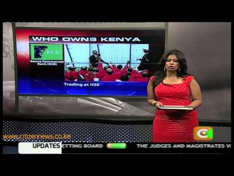 Who Owns Kenya: Kenya Commercial Bank