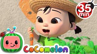 Harvest Stew + More CoComelon Kids Songs & Nursery Rhymes