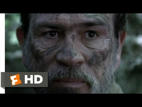 The Hunted (4/8) Movie CLIP - Showdown in the Woods (2003) HD