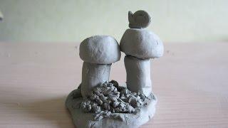 Лепка из глины Урок №1
