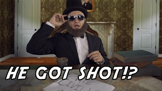 The Lost Vlogs - LOST VLOGS: ABRAHAM LINCOLN thumbnail