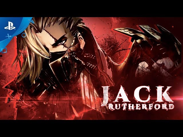 Code Vein - Character Trailer: Jack Rutherford | PS4