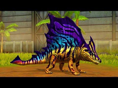 Jurassic World Game Mobile #88: Khủng long Secodontosaurus tanker chính hiệu
