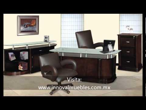 Muebles para oficina muebles con onix youtube - Muebles modernos para oficina ...