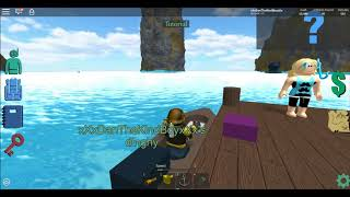 [ROBLOX] : Scuba Diving at Quill Lake : Super Scuba Parts
