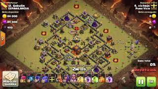 Guerra contra Puro Vicio | CoC | Clash of Clans.