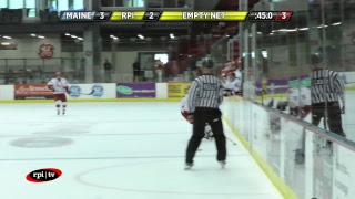 RPI Women's Hockey vs. University of Maine - Game 2 thumbnail