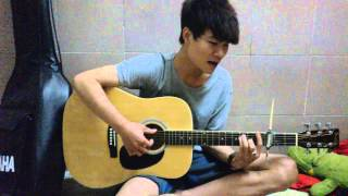 Anh muốn quay lại_guitar cover