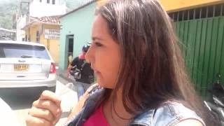 Selfie noticia: Rionegro, Santander, también fue afectado por el temblor que sacudió a Colombia