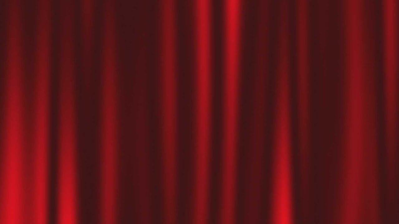 Free Stock Footage Red Curtain Drape Motion Background HD 1080P  YouTube