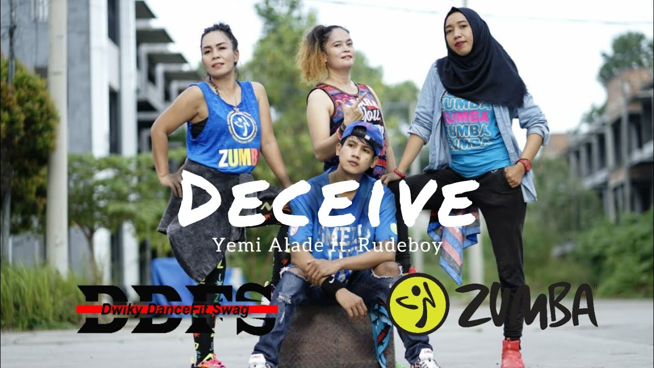 Yemi Alade - Deceive ft. Rudeboy | ZUMBA | DANCE | FITNESS | At Balikpapan