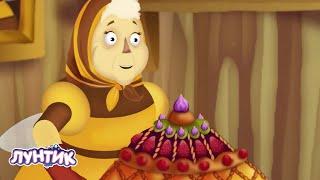 Лунтик | Хлеб всему голова | Сборник мультиков для детей