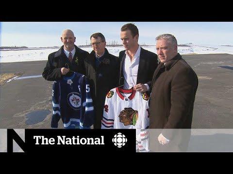 NHL represented at Humboldt Broncos' funerals