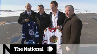 NHL represented at Humboldt Broncos' funerals