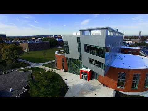 Weeks Hall of Engineering a New Home For Rutgers Engineers