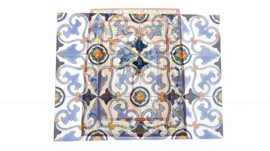 orientalische fliesen online kaufen wohn design. Black Bedroom Furniture Sets. Home Design Ideas