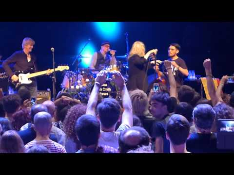 Patti Smith, full set 3of3 live Barcelona 30-05-2015, Primavera Sound Auditori